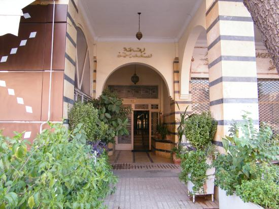 Hotel Oudaya : accanto entrata Oudaya 2