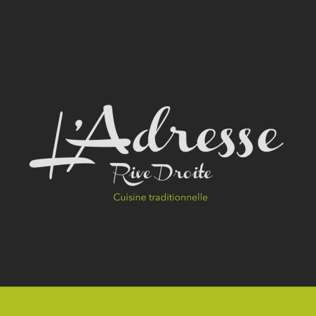 L'Adresse: Logo