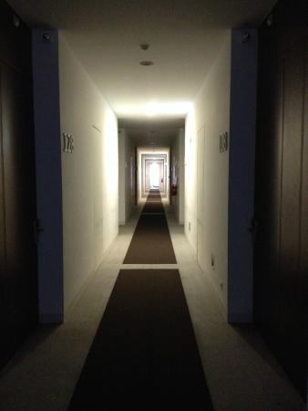 M'Ar De Ar Aqueduto: Spacious corridors