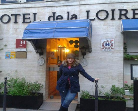 De La Loire : Fachada del Hotel
