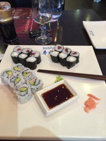 Sushi taro saran
