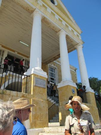 Falmouth Heritage Walks: Government Building