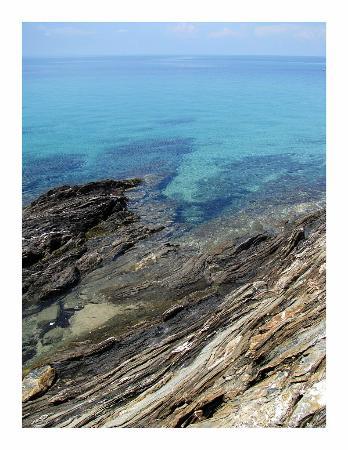 Lagomandra Beach Hotel: Пляж