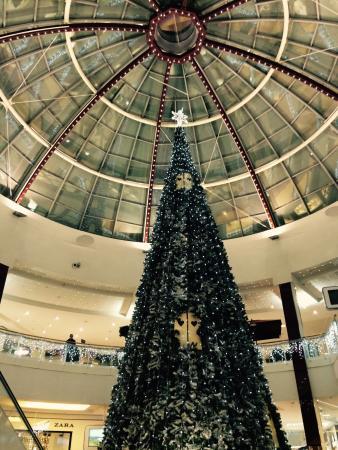 Centro Comercial Diagonal Mar: Vorweihnachtszeit