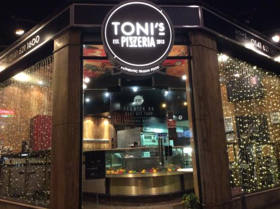 Toni's Pizzeria: Multi Award Winning Pizzeria