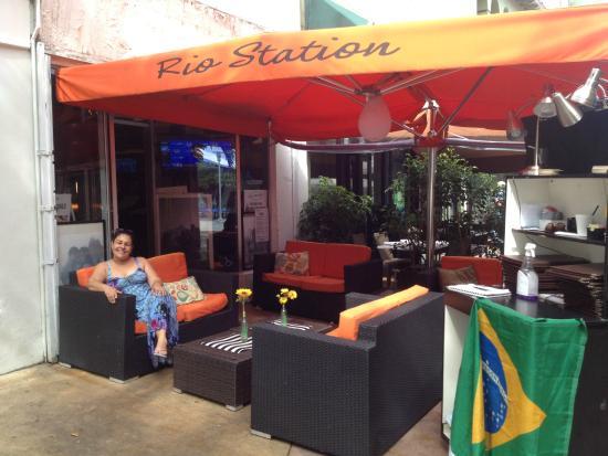 Rio Station: Adorei ...