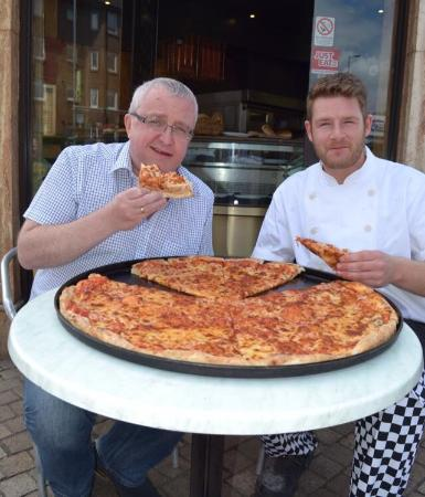 Tam Cowans Opinion Best Pizza In Scotland Picture Of