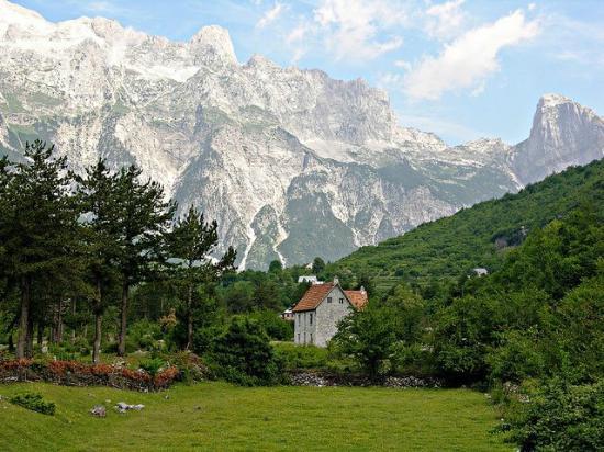 Albania: valbona