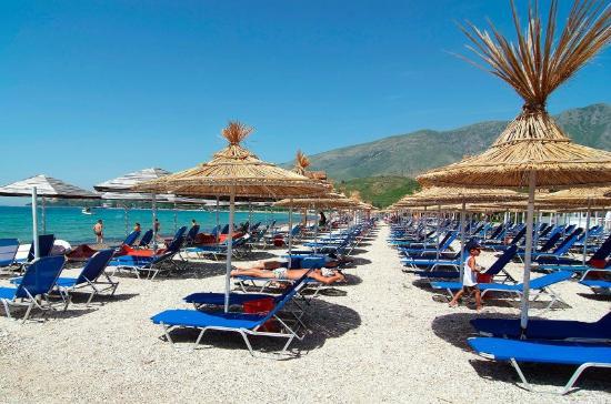 Albania: Llamani Beach-Himara