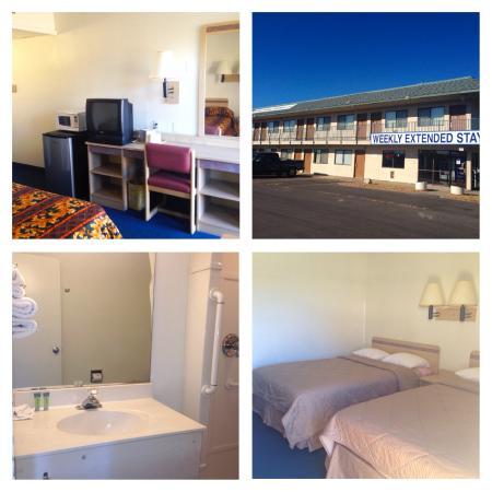 Americas Best Value Inn - Blue Springs / Kansas City : Thansk for looking