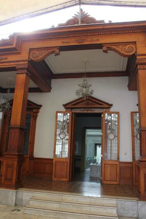 Museo de Minerales Andres del Castillo - externo
