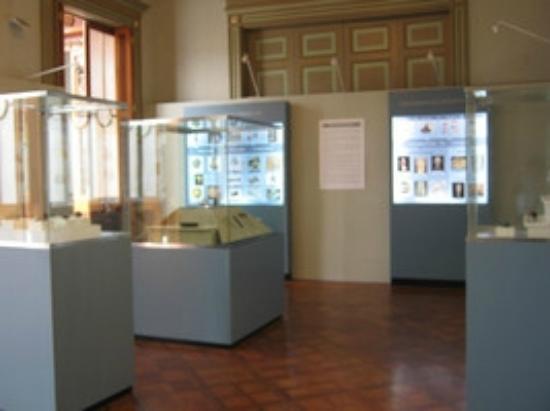 Museo de Minerales Andres del Castillo - interno