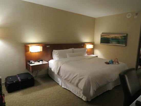 The Westin San Diego Gaslamp Quarter : Room 1516