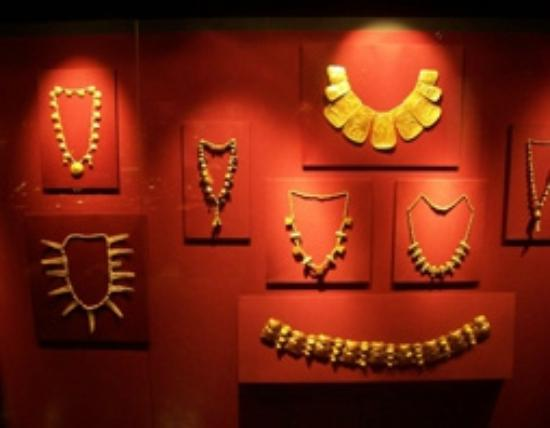 El Museo del Banco Central de Reserva del Peru: Museo del Banco Central de Reserva del Perú - interno