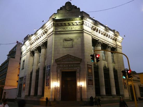 Museo Central - MUCEN (del Banco Central de Reserva del Perú)