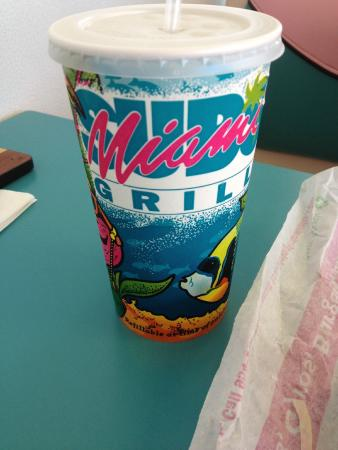 Miami Subs Grill: Drink