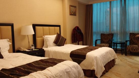 Grand Mercure Shenzhen Oriental Ginza : The room