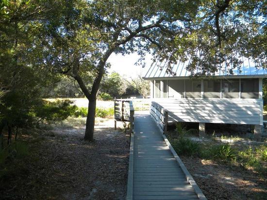 Attirant St. Joseph Peninsula State Park: Cabin