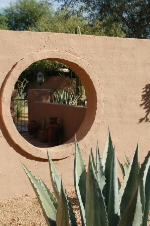 Hermosa Inn: Desert beauty