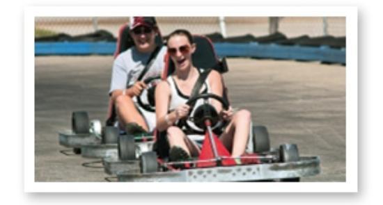 Baja Amusements: Slick Track