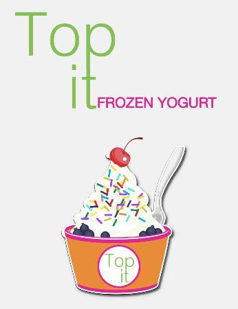 Picture Of Top It Frozen Yogurt Bar