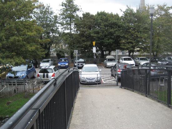 Buttercrane Shopping Centre Car Park