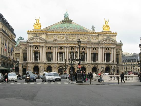 opera garnier picture of palais garnier opera national de paris paris tripadvisor. Black Bedroom Furniture Sets. Home Design Ideas