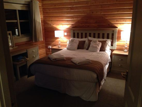 Kielder Waterside: Room