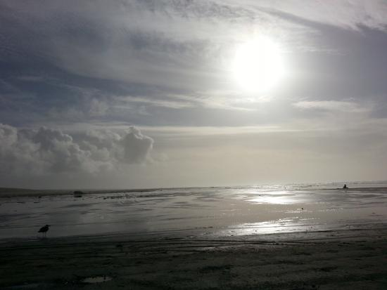 Best Western Lighthouse Suites Inn: Ocean/beach at hotel