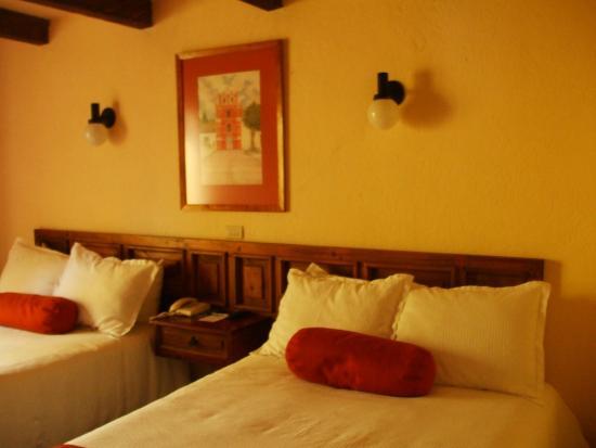 Posada Diego de Mazariegos : chambre simple