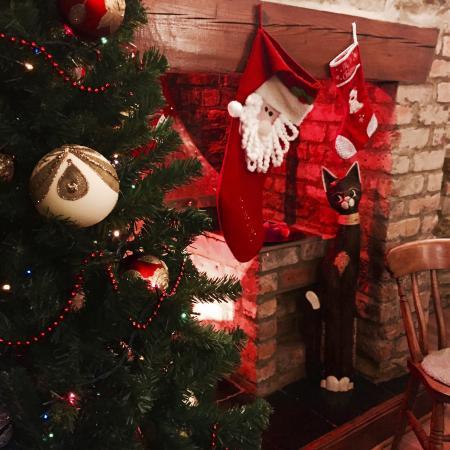 Inglenook Cafe & Restaurant: Christmas at Inglenook