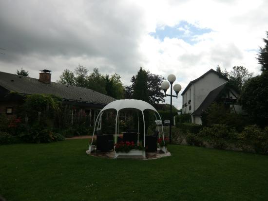 La Bertelière : giardino