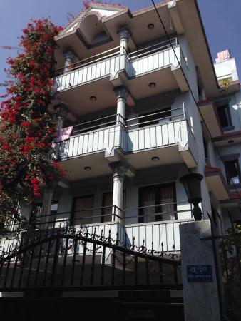 Le Rhododendron : l'hotel