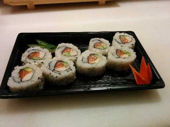 Sale California Maki Picture Of Pegasus Sushi Restaurant Milan