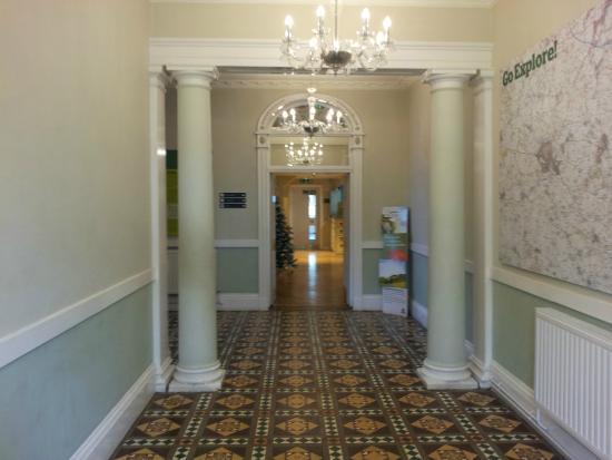 YHA Stratford upon Avon: Entrance Hall