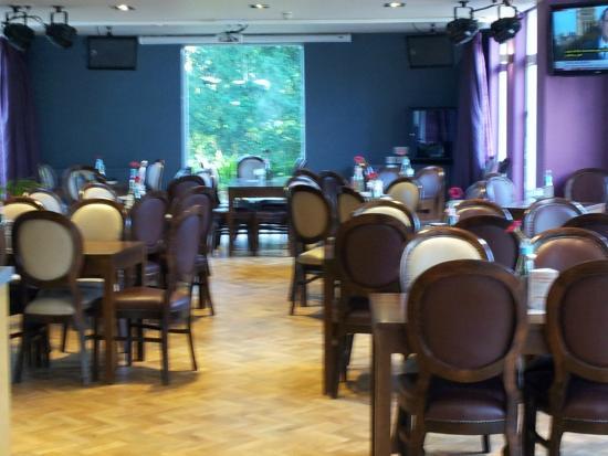 YHA Stratford upon Avon: Dining Area