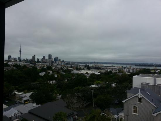 Quality Hotel Parnell: Fabulous View of City