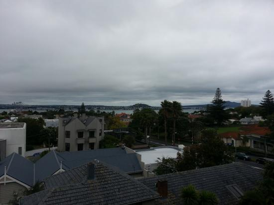 Quality Hotel Parnell: Doe the view get any better and in most rooms