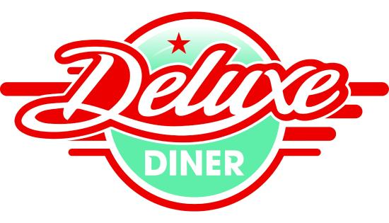 Favori Deluxe Diner Logo - Picture of Deluxe Diner, New Plymouth  OW11