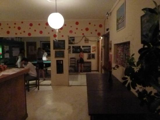 Che Lagarto Hostel Paraty: Area interna