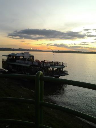 Orla de Marabá/Pa - Vista Praia de Tucunaré 06/14