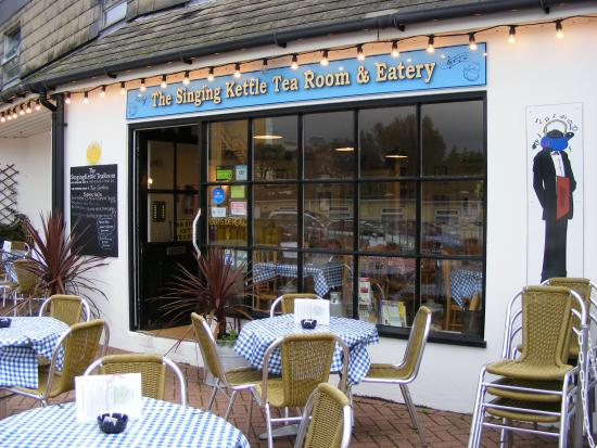 The Singing Kettle Tea Room And Eatery Torquay