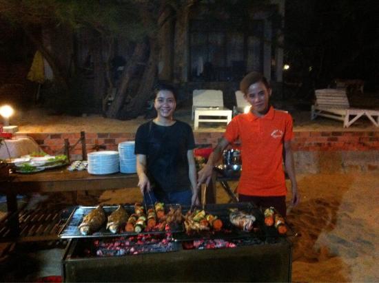 Nhat Lan : Awesome BBQ