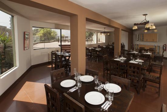 Hotel El Angolo Chosica: Restaurant