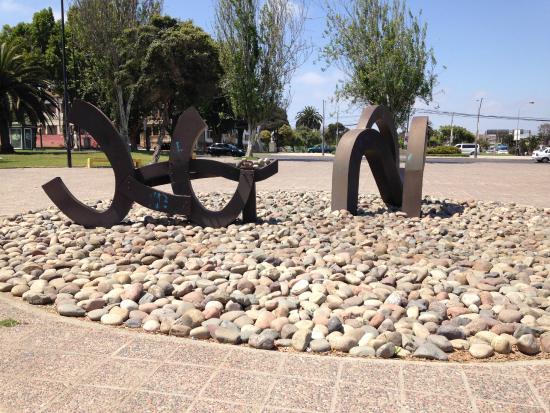 Plaza Nobel Gabriela Mistral