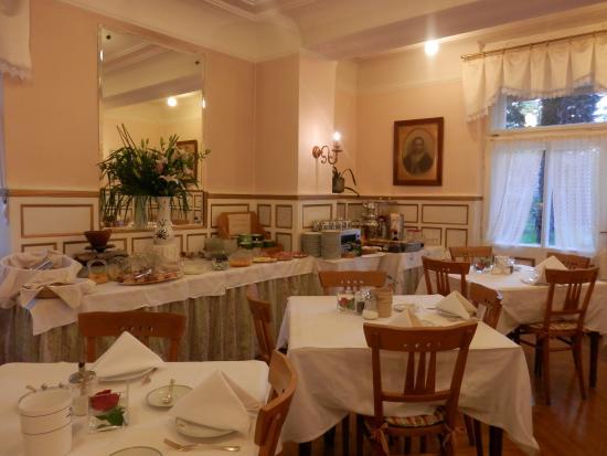 Westend Hotel: La sala per le colazioni
