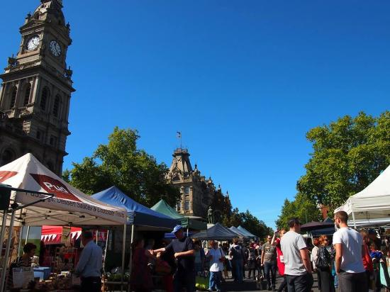 ‪Bendigo Community Farmers Market‬