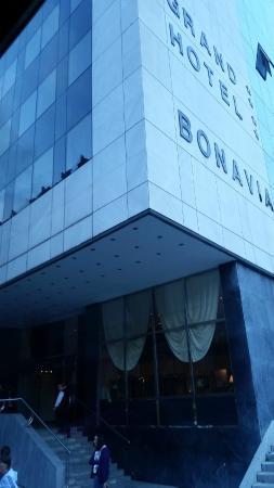 Grand Hotel Bonavia: Fachada externa