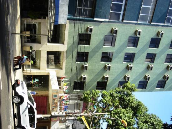 Hotel Grão Pará: Hotel