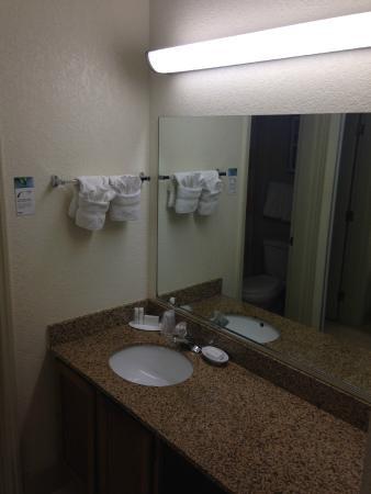 Residence Inn Fort Lauderdale Plantation : Bad